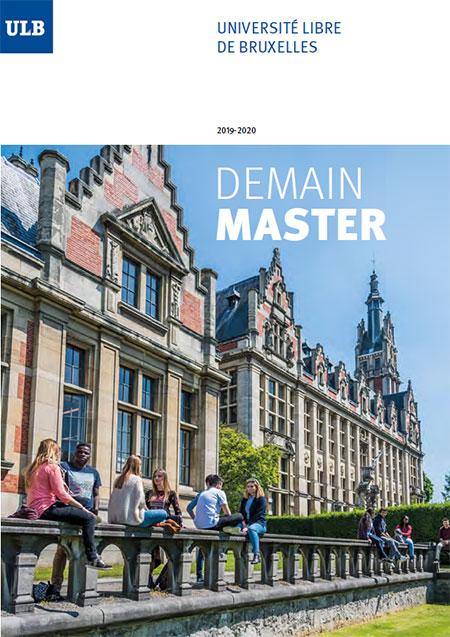 Brochure Demain Master- formations en master